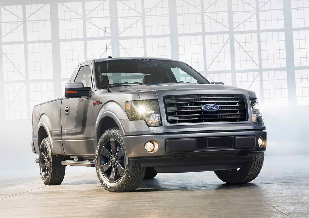 2014 ford f 150 tremor review specs pictures mpg. Black Bedroom Furniture Sets. Home Design Ideas