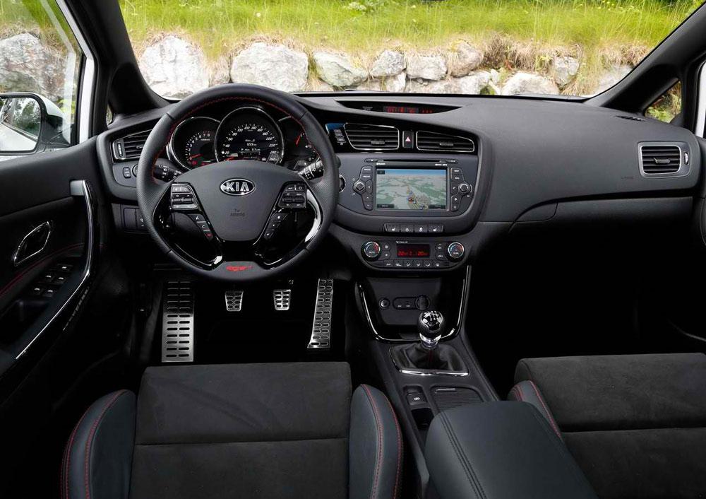 2014 Kia Ceed Gt Specs Pictures Mpg Amp Price