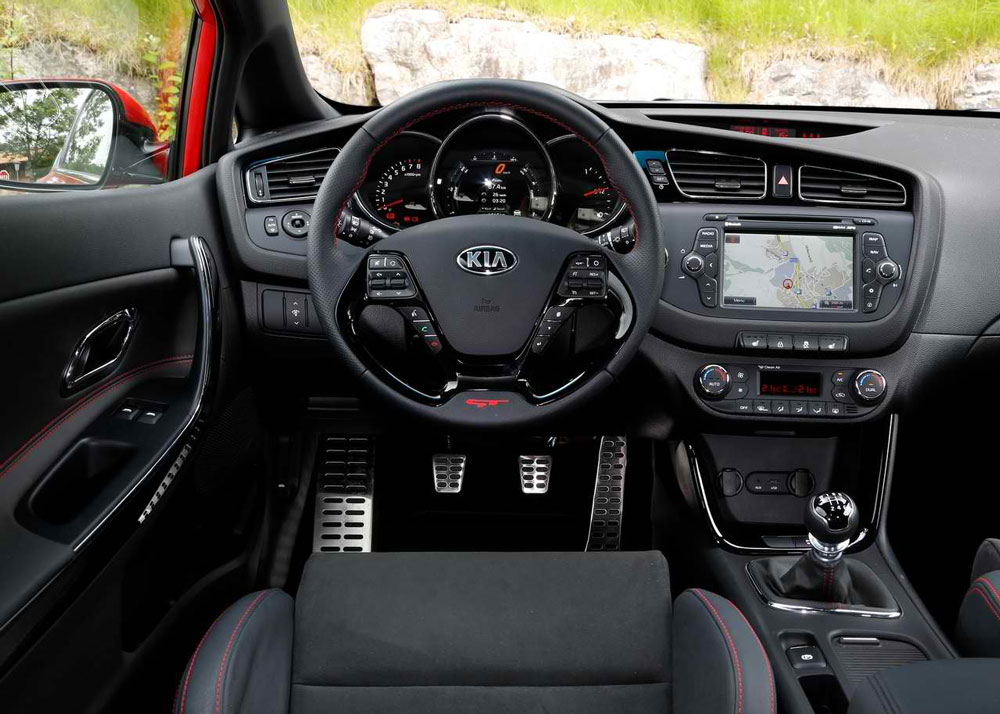 2014 Kia Pro Ceed Gt Review Pictures Mpg Amp Price