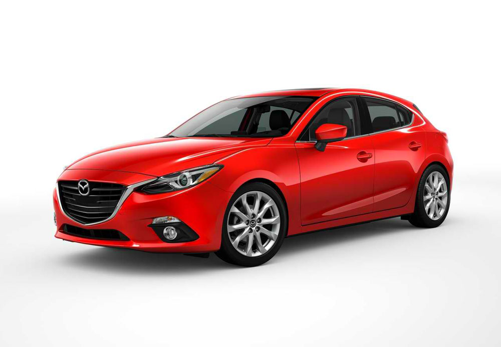 2014 mazda 3 review specs pictures. Black Bedroom Furniture Sets. Home Design Ideas