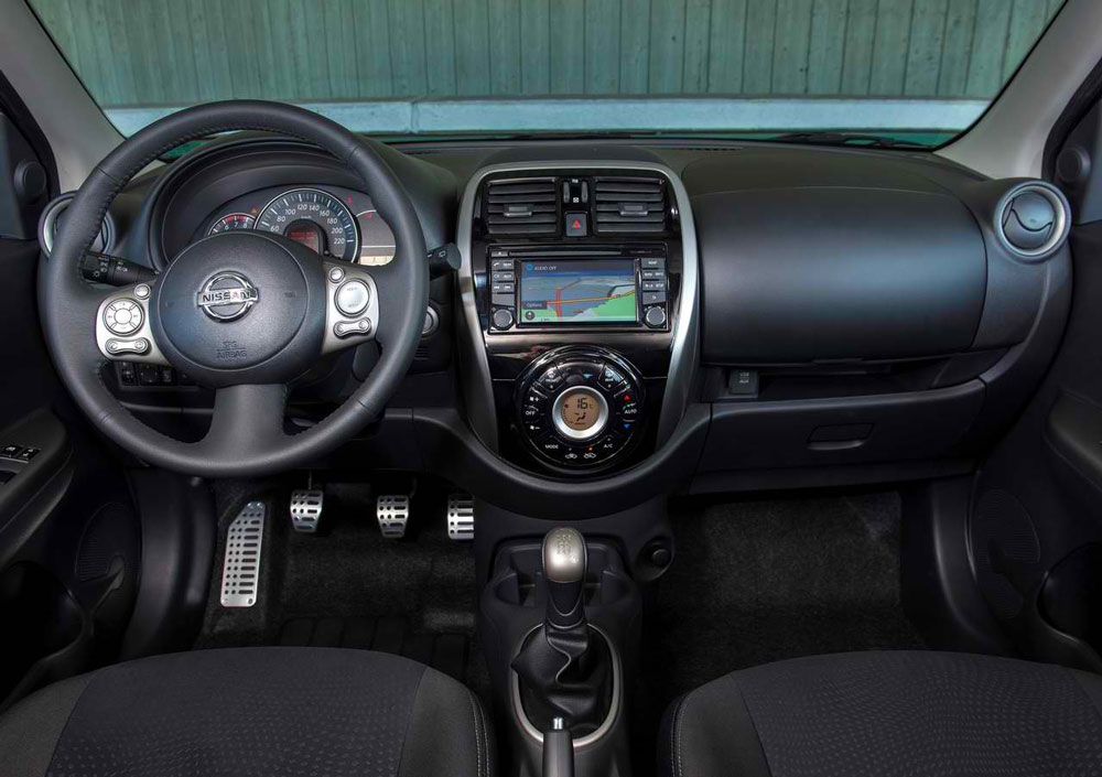 2014 Nissan Micra Review Pictures Mpg Amp Price