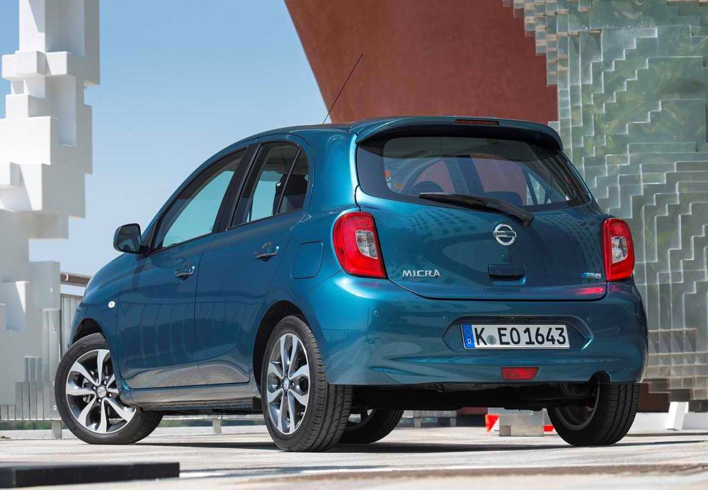 2014 nissan micra review pictures mpg price. Black Bedroom Furniture Sets. Home Design Ideas