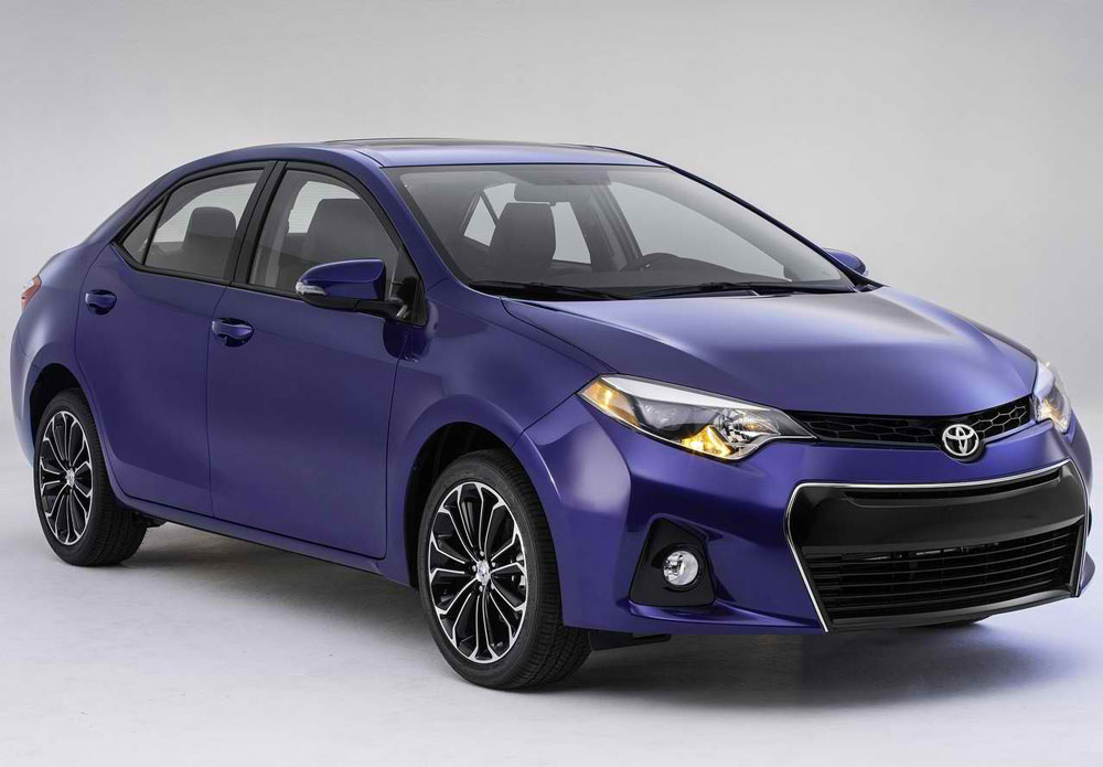2014 toyota corolla review specs pictures mpg. Black Bedroom Furniture Sets. Home Design Ideas