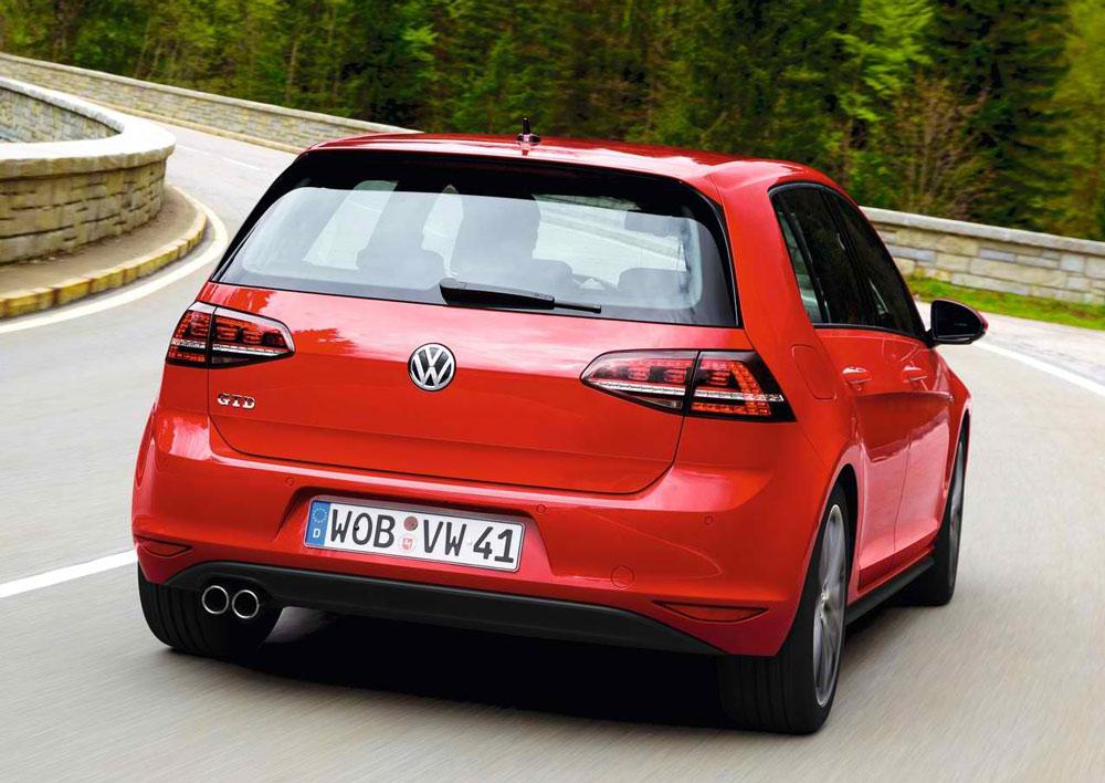 Volkswagen Golf 2014 Red 2014 Volkswagen Golf Gtd Exit