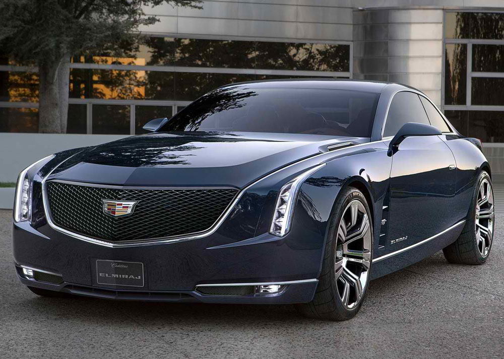 2013 Cadillac Elmiraj Concept Specs & Pictures