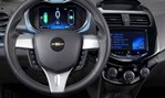 2014-Chevrolet-Spark-EV-cockpit 1