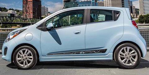 2014-Chevrolet-Spark-EV-in-daylight-B