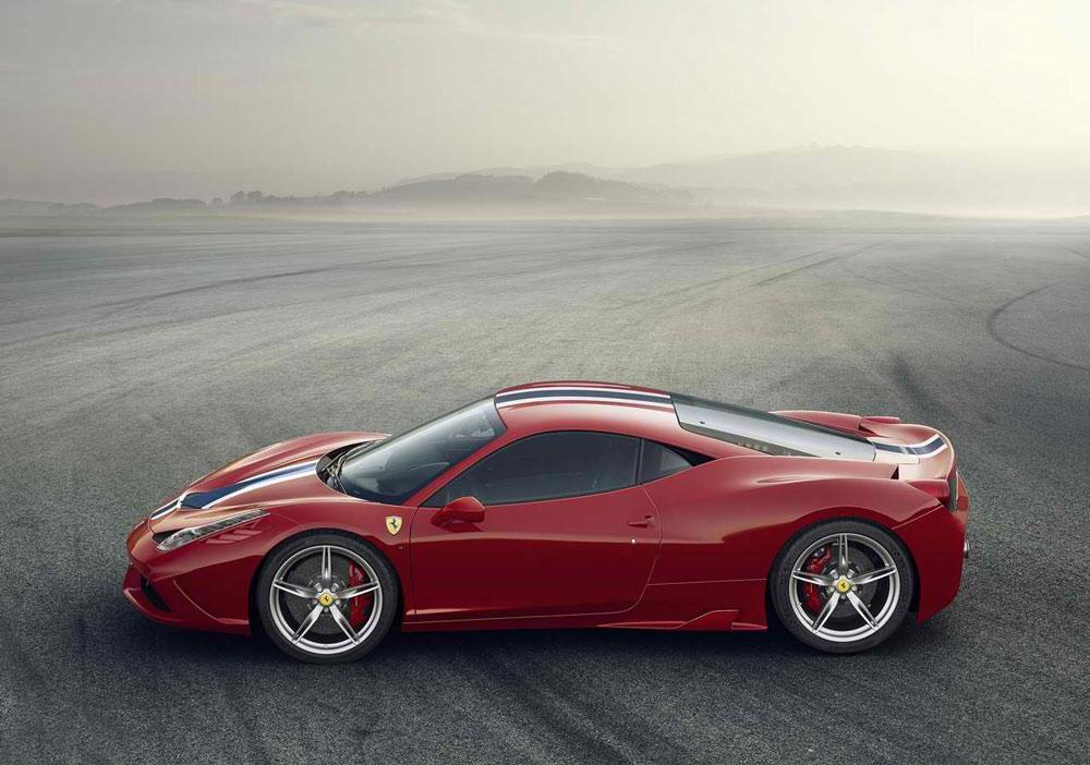 2014 Ferrari 458 Speciale 0-60 Time & Max Speed