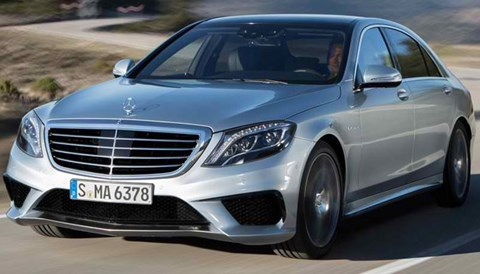 2014-Mercedes-Benz-S63-AMG-cruising A