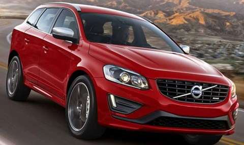 2014 volvo xc60 review specs pictures price mpg. Black Bedroom Furniture Sets. Home Design Ideas