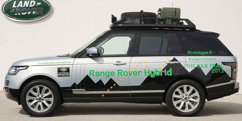 2015-Land-Rover-Range-Rover-Hybrid-in-showroom-form-B
