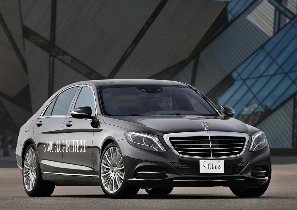Most Fuel Efficient Luxury Cars Of 2015: 2015 Mercedes-Benz S500 Plug-In Hybrid Specs & MPGe
