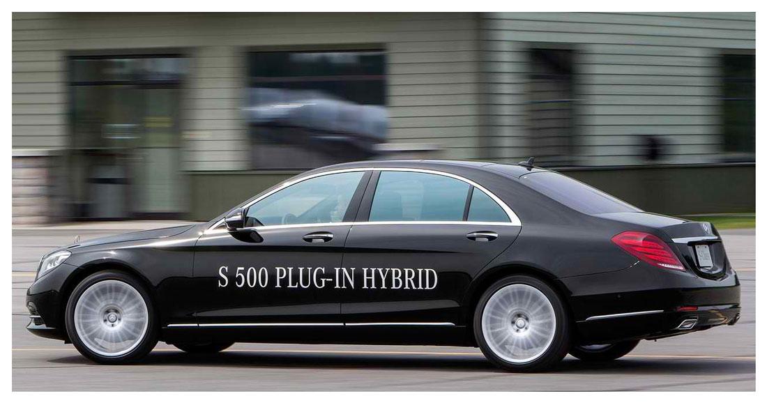 2015 Mercedes-Benz S500 Plug-In Hybrid Specs & MPGe