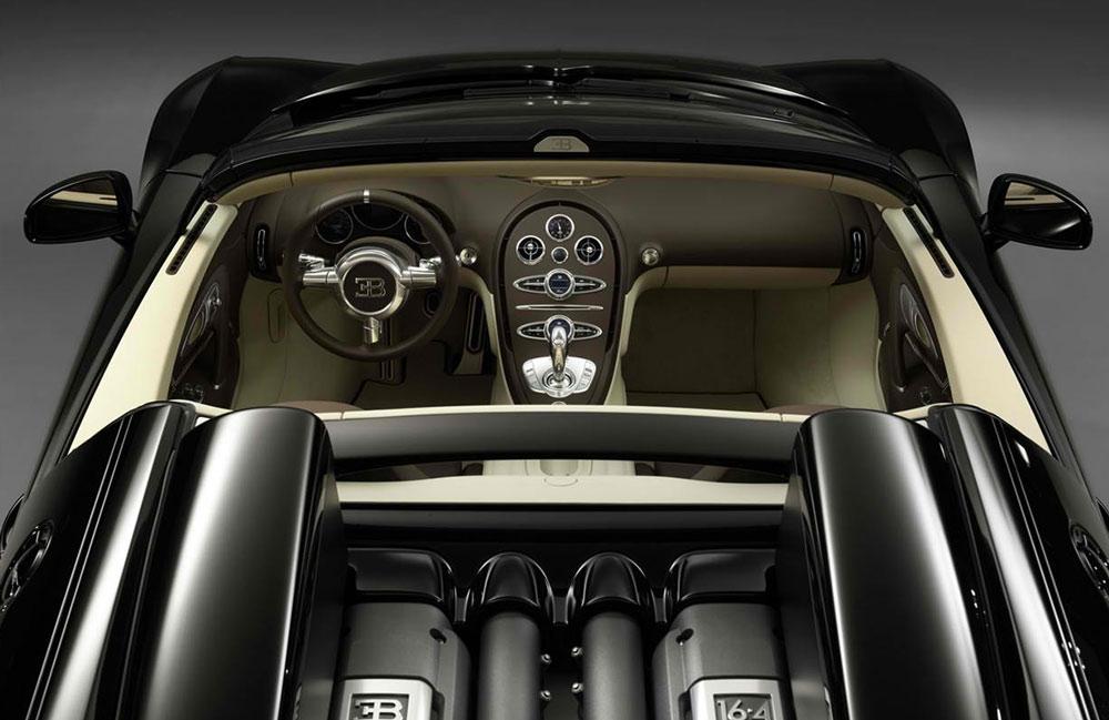 Bugatti 2013 Engine