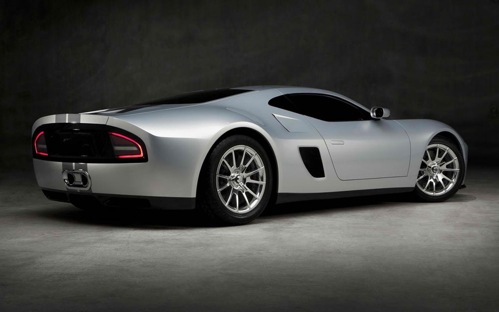 2013 Galpin Ford GTR1 Review & 0 60 MPH Time