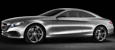 2013-Mercedes-Benz-S-Class-Coupe-Concept-in-the-studio B