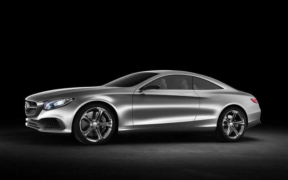 2013 mercedes benz s class coupe concept review pictures