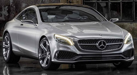 2013 mercedes benz s class coupe concept in