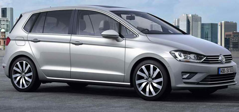 2013-Volkswagen-Golf-Sportsvan-Concept-in-daylight-A