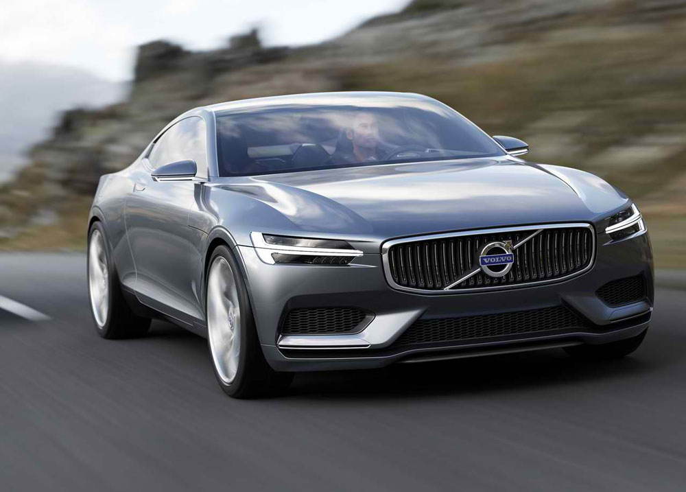 2013 volvo coupe concept review pictures. Black Bedroom Furniture Sets. Home Design Ideas
