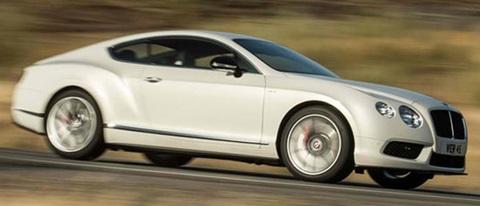 2014-Bentley-Continental-GT-V8-S-speeding-down B
