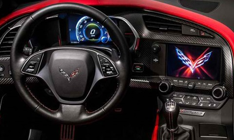 2014-Chevrolet-Corvette-C7-Stingray-interior C