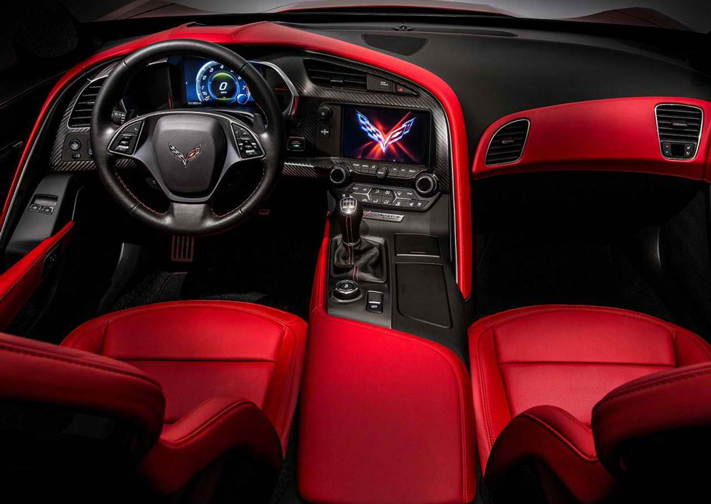 2014 Chevrolet Corvette C7 Stingray Pictures Amp 0 60 Mph Time