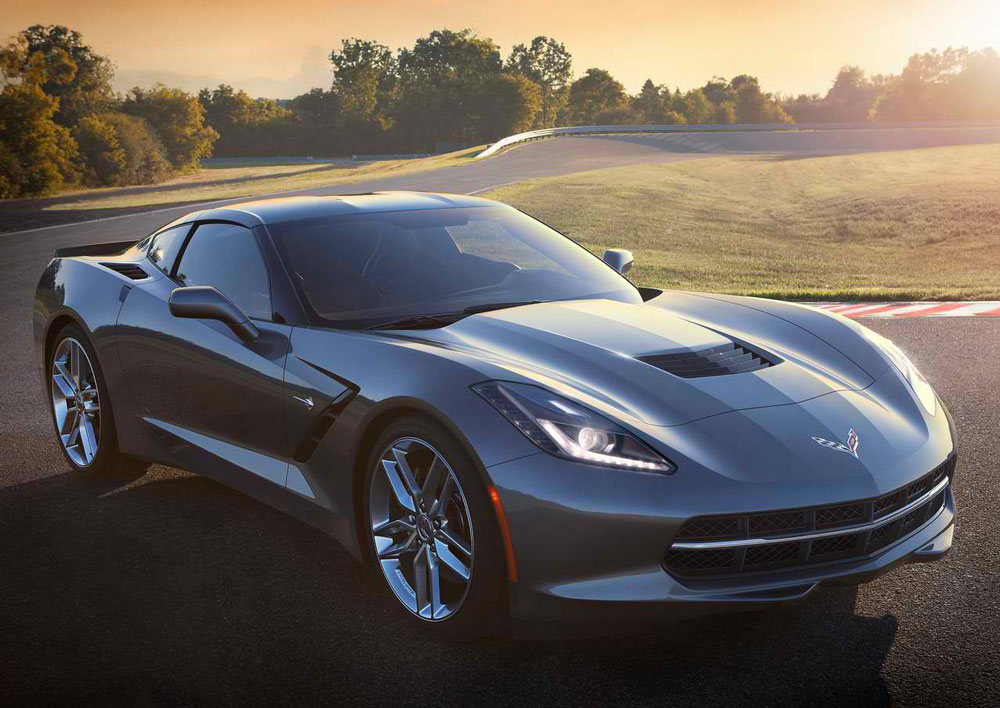 2014 Chevrolet Corvette C7 Stingray Shaded 2 ...