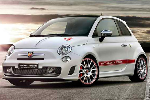 2014 fiat 595 abarth 50th anniversary specs mpg. Black Bedroom Furniture Sets. Home Design Ideas