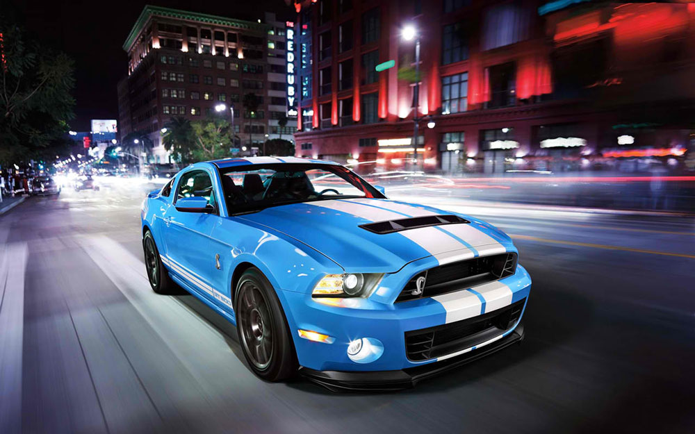 2014 Ford Shelby GT500 Price & Horsepower