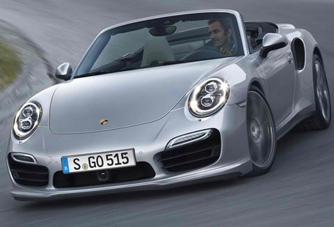 2014-Porsche-911-Turbo-Cabriolet-making-the-turn-B