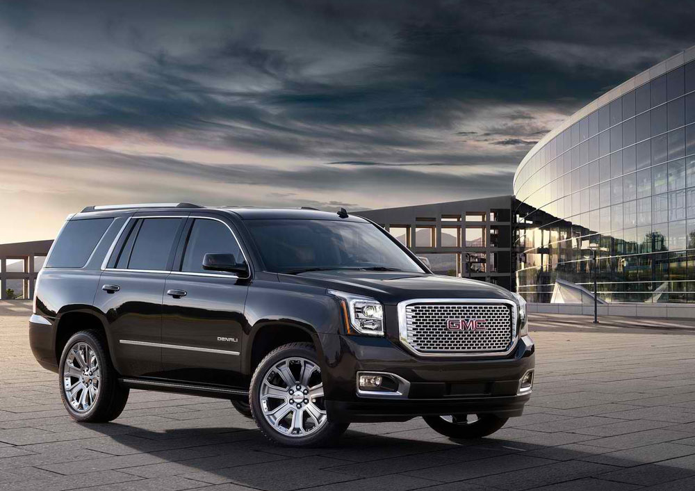 2015 Gmc Yukon Xl Denali Side Profile In Motion Photo #62784701 ...