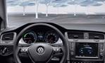 2015-Volkswagen-e-Golf-or-solar 2