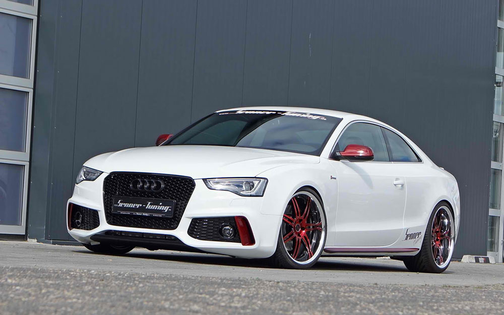 2013 Senner Tuning Audi S5 Coupe Review & Pictures
