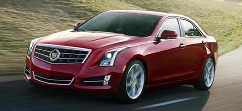 2014-Cadillac-ATS-up-hill A