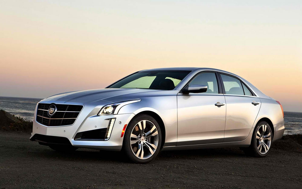 2014 cadillac cts v sport sedan near the beach 3. Cars Review. Best American Auto & Cars Review