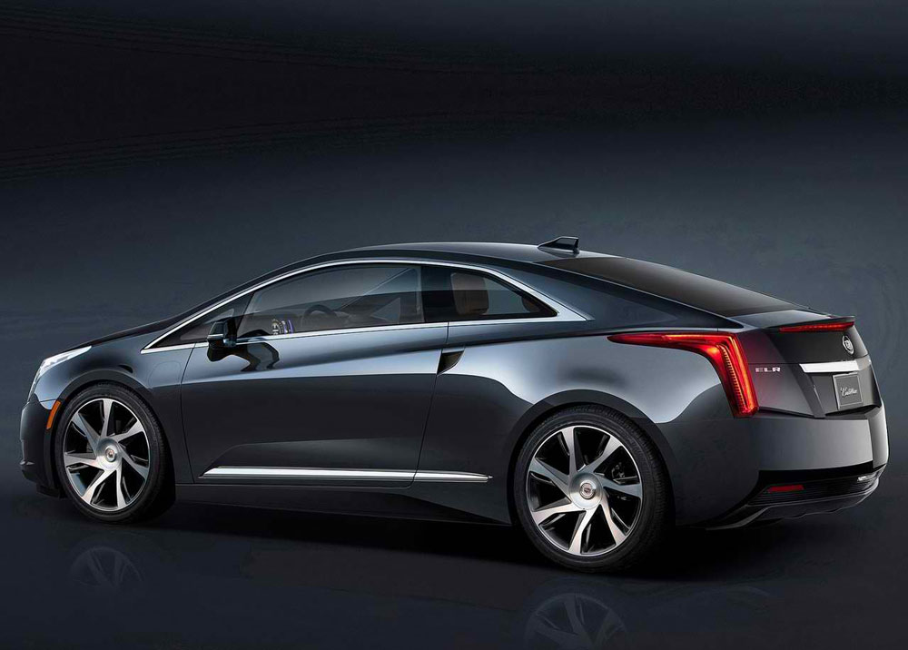 2014 Cadillac ELR Pictures & Range