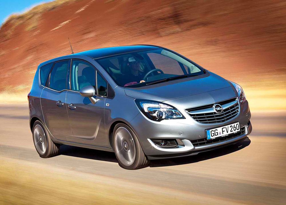 2014 Opel Meriva Review Pictures