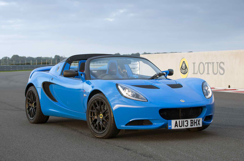 2013 lotus elise s club racer price 0 60 mph time. Black Bedroom Furniture Sets. Home Design Ideas