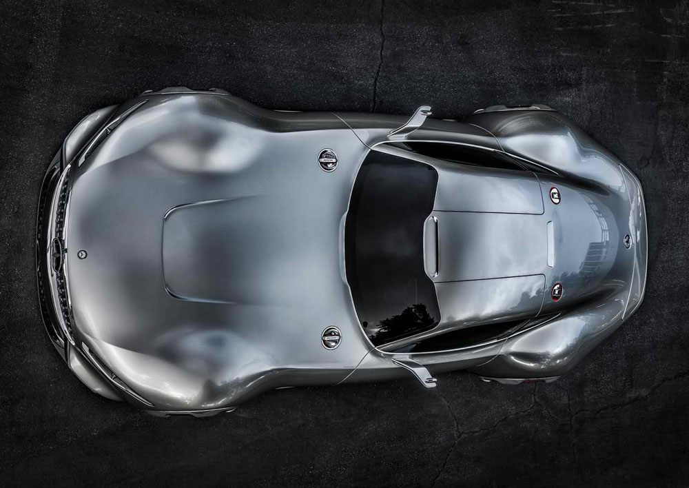 2013 Mercedes Benz Vision Gran Turismo Concept Review Pictures