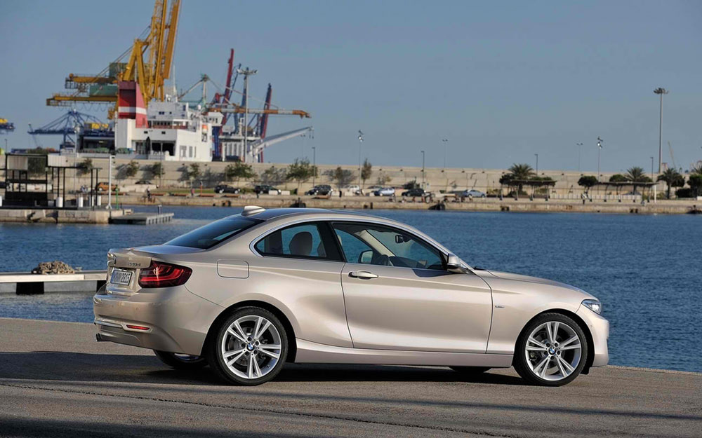 BMW Series Coupe Price MPG - Bmw 2 price