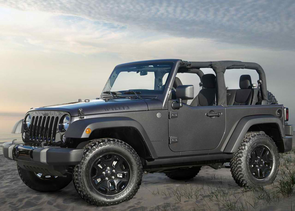 2014 Jeep Wrangler Willys Wheeler Edition Price Amp Mpg