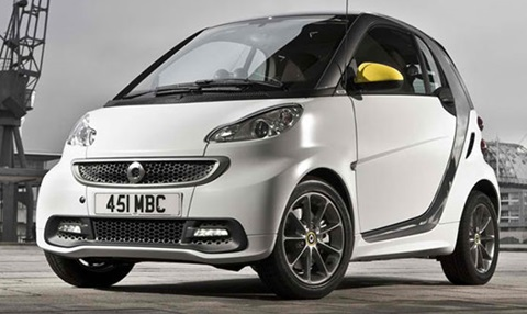 2014 smart fortwo boconcept edition pictures price. Black Bedroom Furniture Sets. Home Design Ideas