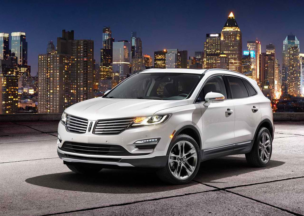 2015 Lincoln MKC Price & Pictures
