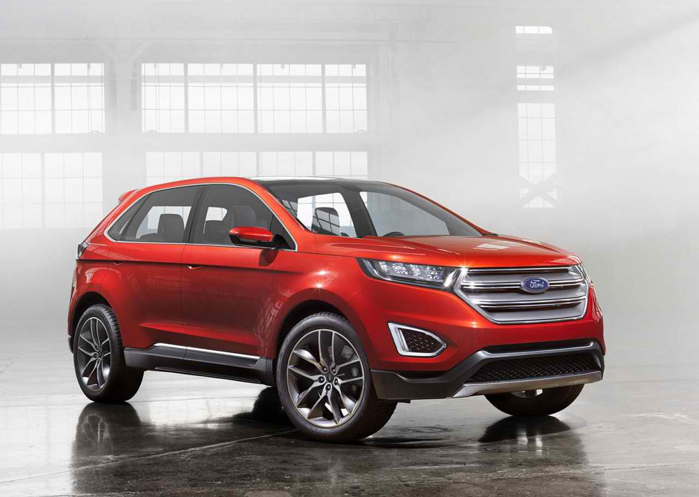 2013 ford edge concept review pictures. Black Bedroom Furniture Sets. Home Design Ideas