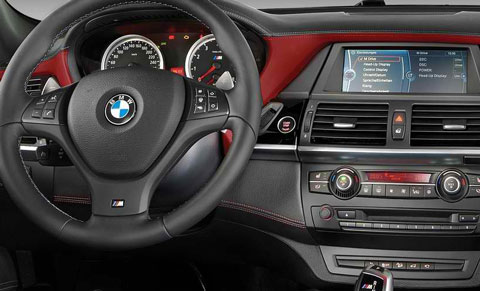 2014 bmw x6m interior images galleries with a bite. Black Bedroom Furniture Sets. Home Design Ideas
