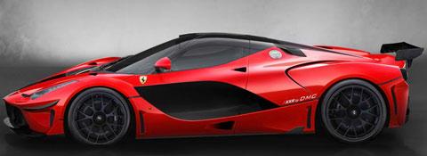 2014-DMC-Ferrari-LaFerrari-FXXR-in-studio-side-B
