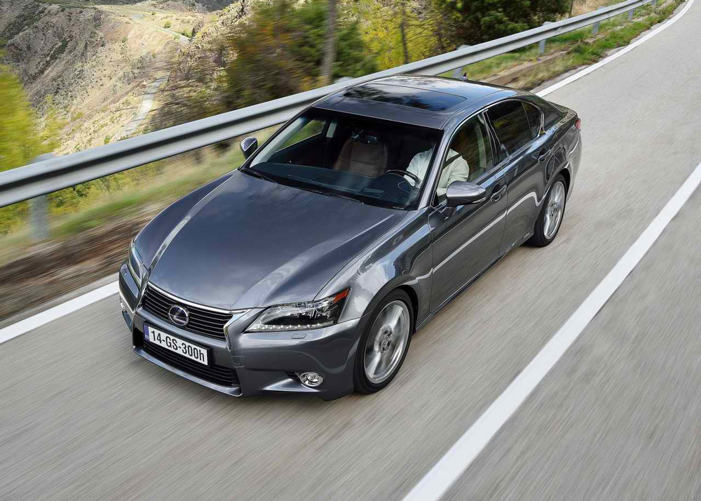 2014 lexus gs 300h price mpg. Black Bedroom Furniture Sets. Home Design Ideas