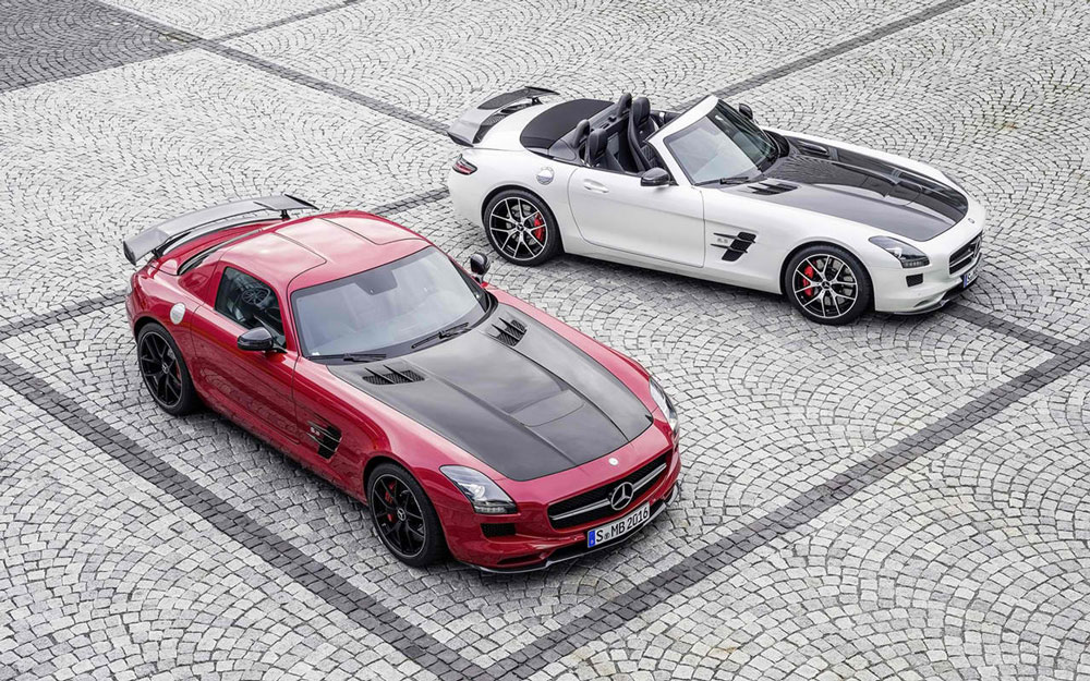 2014 mercedes benz sls amg gt final edition
