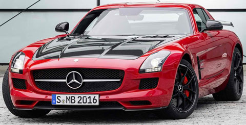 2014 mercedes benz sls amg gt final edition price & 0 60